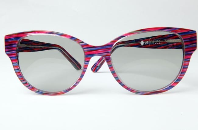 LG Giles 3D Glasses