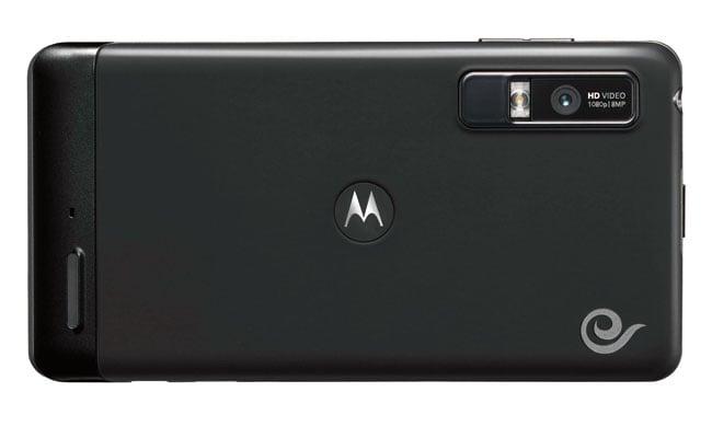 Motorola Milestone 3 (Droid 3) Announced For China