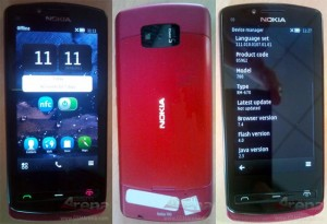 Nokia 700 (Zeta) Symbian Belle Smartphone Leaked