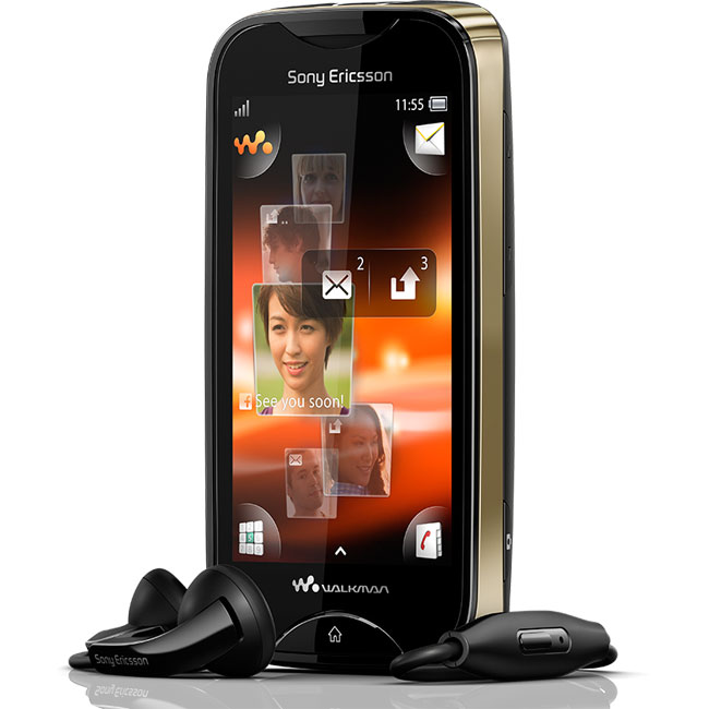 Sony Ericsson Walkman Phone