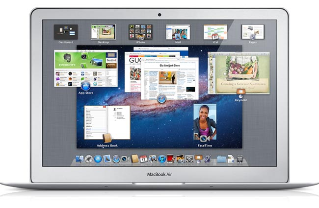 2011 MacBook Air Specifications Leaked