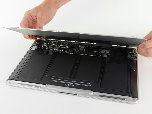 2011 MacBook Air Teardown