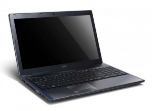 Acer Aspire 5755 Notebook Announced