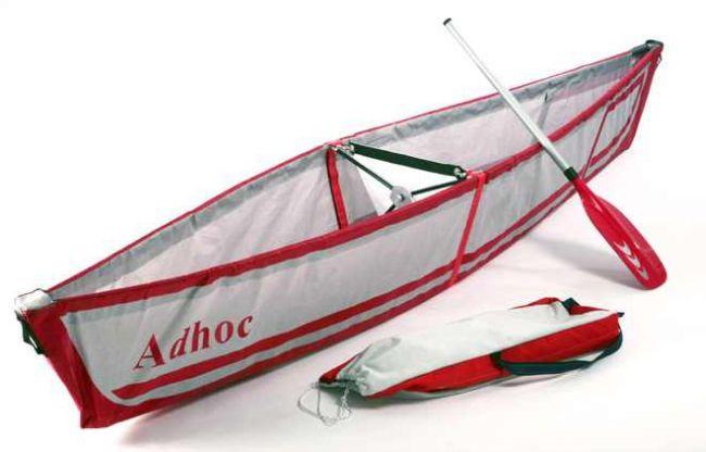 Adhoc canoe