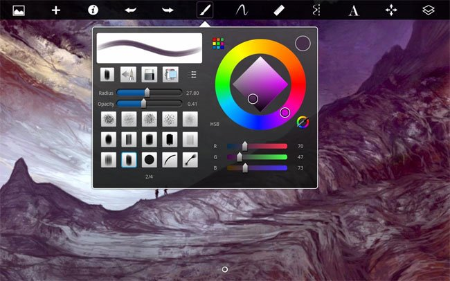Autodesk SketchBook Pro Arrives On Android Tablets (video)