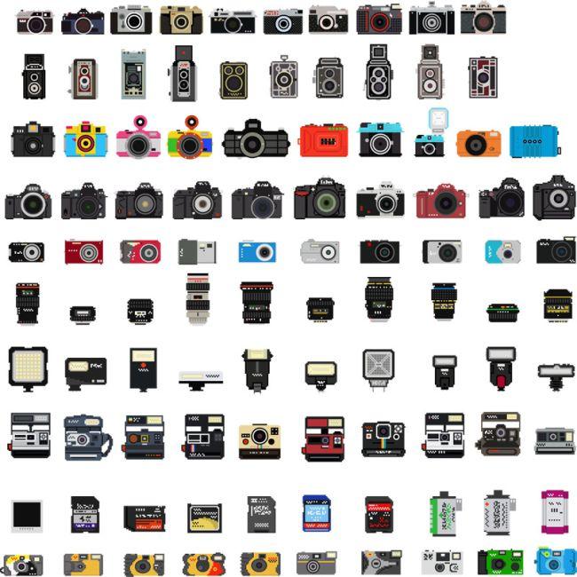 Bill Pix Cameras