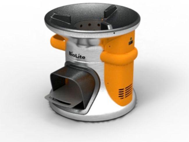 BioLite stove