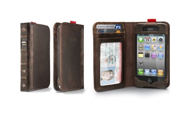 BookBook iPhone 4 Case