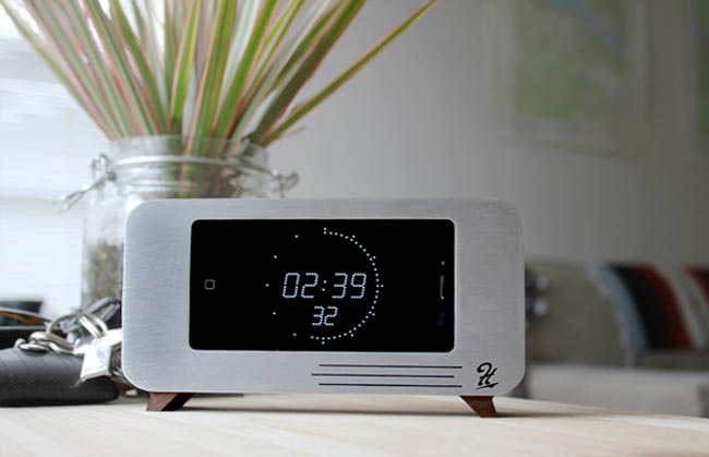 CDock iPhone Clock Dock