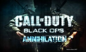 PS3 Call Of Duty: Black Ops Annihilation, Finally Arriving On July 28th (video)