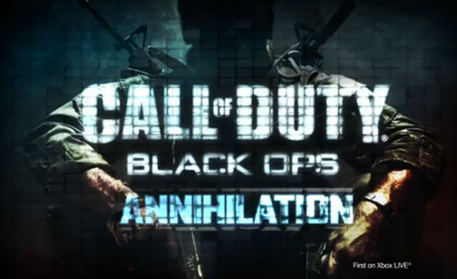 Black Ops Annihilation