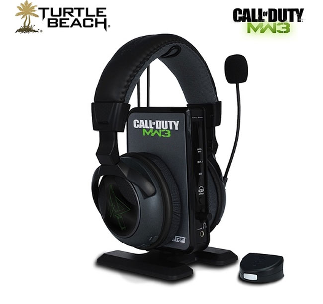 Call of Duty: Modern Warfare 3 Headset