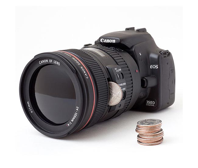 Canon DSLR Camera Bank