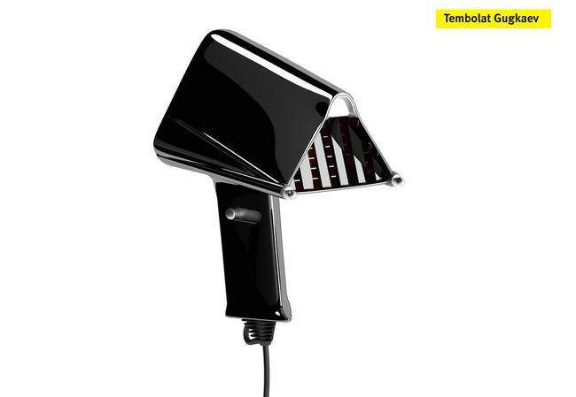 Darth Hairdryer