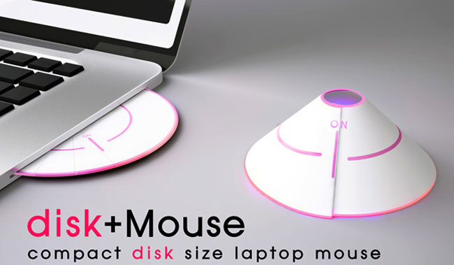 Disk Mouse