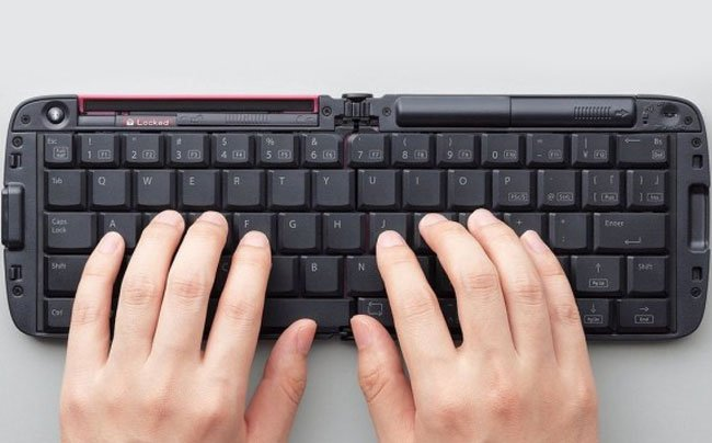 Elecom Folding Keyboard