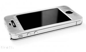 FireTI Titanium iPhone 4 Case