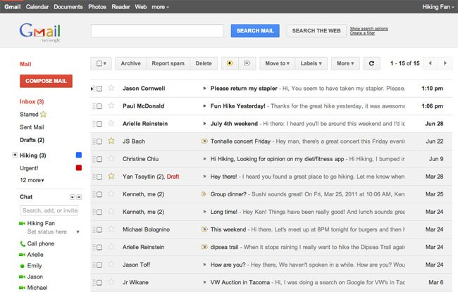 how to use gmail calendar