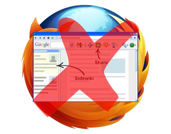 Google Firefox Toolbar