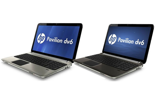 HP dv6z quad
