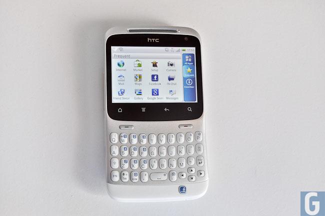 HTC Status Facebook Phone