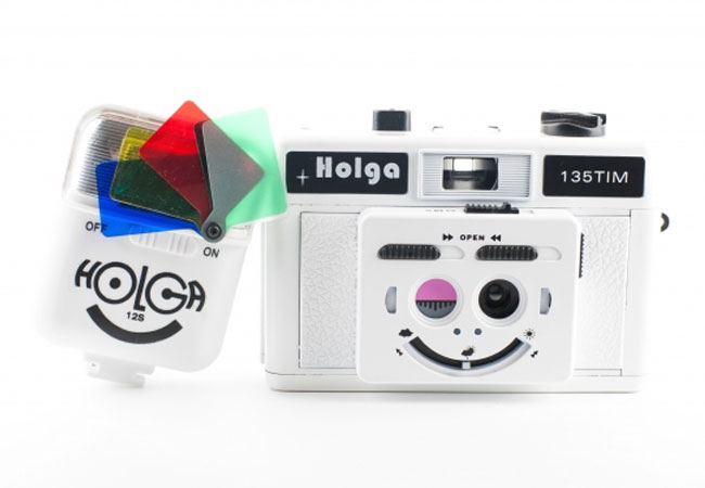 Holga 3D 35mm Film Camera
