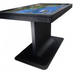 Ideum Unveils Its Platform MT-55 Multitouch $18,000 Table (video)