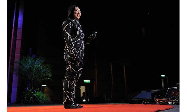 Infinity Death Suit