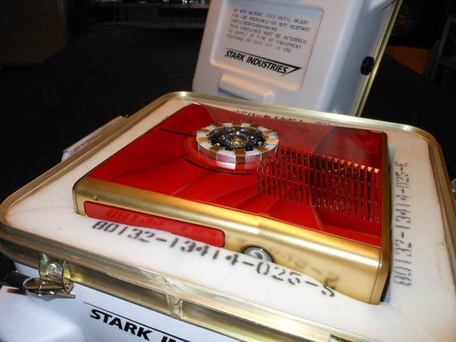 Iron Man Xbox 360 Slim Mod