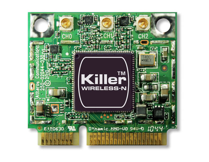 KIller network adapter