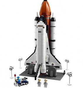 New Lego Set Celebrates Last Space Shuttle