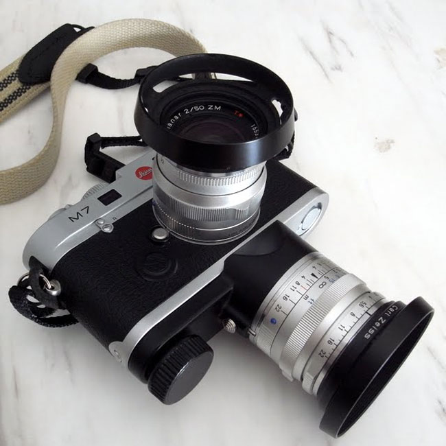 Leica Lens Holder And Stabilizer