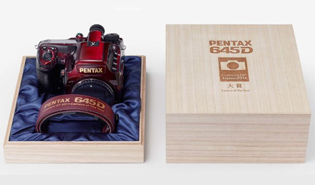 Limited Edition Pentax 645D DSLR