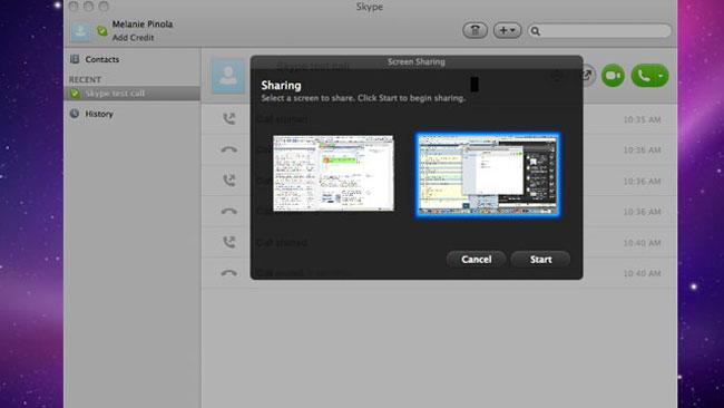 Mac Skype