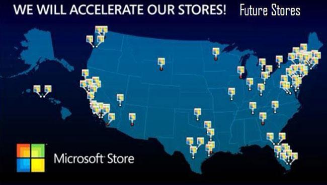 Microsoft Stores