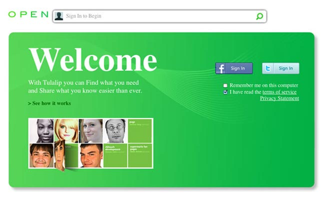 Microsoft Leaks New Social Networking Site