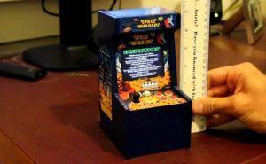 Mini Space Invaders