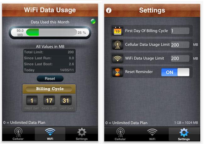 My Data Usage Pro