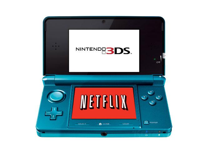 Netflix 3DS