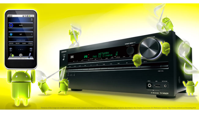Onkyo Android App