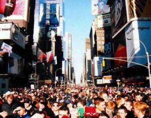 Global Population Hits 7 Billion Later This Year