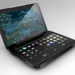 Razer Switchblade Gaming Concept, First To Use New Atom Z690 Processor