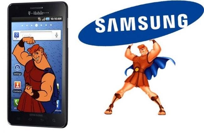 Samsung Hercules