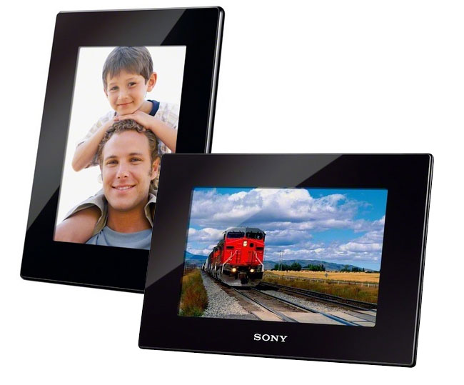 Sony Launches New S-Frame Digital Photo Frames