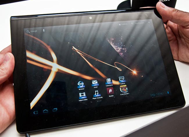 Sony S1 Android Honeycomb Tablet
