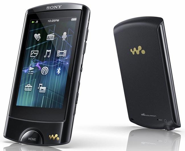 Sony Walkman A Series Leaked