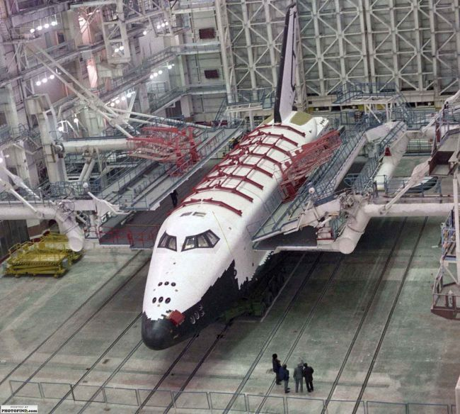 soviet space shuttle revived - photo #8