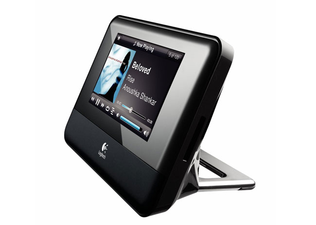 Logitech Squeezebox Wifi Music Player Now Supports Spotify