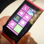 Toshiba Fujitsu IS12T Windows Phone Mango Smartphone In Action (Video)
