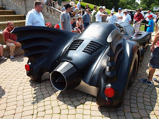 Turbine Powered Batmobile